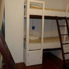 Lisbon Destination Hostel Кровать в общем номере с двухъярусной кроватью фото 6