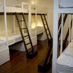 Lisbon Destination Hostel Кровать в общем номере с двухъярусной кроватью фото 5