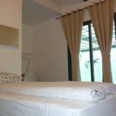 Lisbon Destination Hostel Стандартный номер с 2 отдельными кроватями (общая ванная комната) фото 7