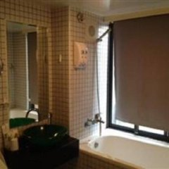 Отель Ximenstar Inn (Ximending Taipei) 3* Стандартный номер с различными типами кроватей фото 3