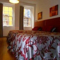 Отель Apartamentos sobre o Douro Стандартный номер разные типы кроватей фото 8
