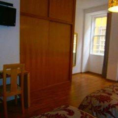 Отель Apartamentos sobre o Douro Стандартный номер разные типы кроватей фото 3