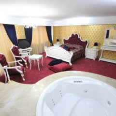 Grand Corner Boutique Hotel 4* Люкс с различными типами кроватей фото 4