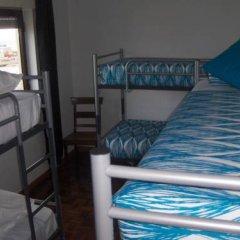 Отель Martin's Lodge Кровать в общем номере двухъярусные кровати