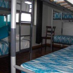 Отель Martin's Lodge Кровать в общем номере двухъярусные кровати фото 5