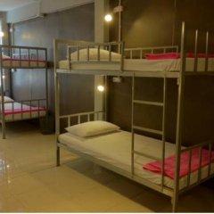 Mile Map Hostel Кровать в общем номере