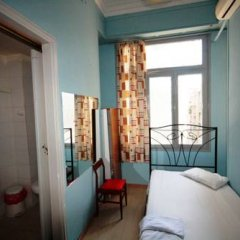 Отель Alyzia Ηotel Стандартный номер с различными типами кроватей фото 9