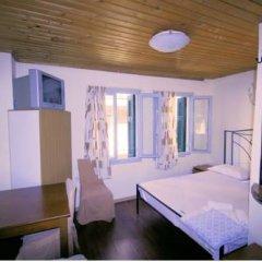 Отель Alyzia Ηotel Стандартный номер с различными типами кроватей фото 2