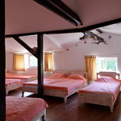 Отель Ulpia House Стандартный семейный номер с двуспальной кроватью фото 2