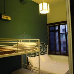 Отель Beds & Dreams Inn @ Clarke Quay 2* Стандартный номер с различными типами кроватей (общая ванная комната) фото 10