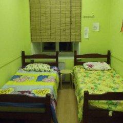 Nomad Hostel Номер Эконом 2 отдельные кровати
