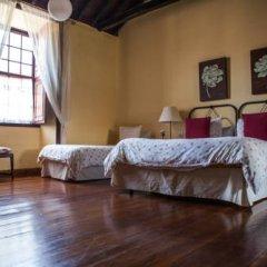 Отель La Asomada del Gato Стандартный номер с различными типами кроватей фото 5