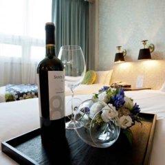 Central Tourist Hotel 3* Номер Делюкс с 2 отдельными кроватями фото 4