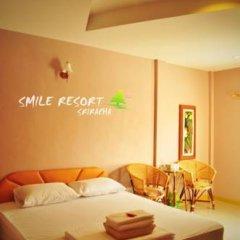 Отель Smile Resort Sriracha 2* Стандартный номер с различными типами кроватей
