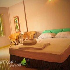 Отель Smile Resort Sriracha 2* Стандартный номер с различными типами кроватей фото 3