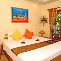Отель Palm Garden Resort 3* Номер Делюкс с двуспальной кроватью