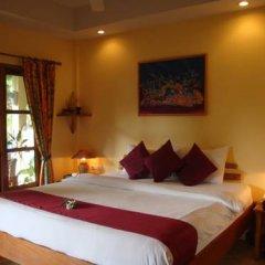 Отель Palm Garden Resort 3* Номер Делюкс с двуспальной кроватью фото 4
