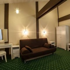Гостиница Гамильтон 3* Стандартный номер с различными типами кроватей фото 8