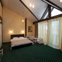 Гостиница Гамильтон 3* Полулюкс с различными типами кроватей фото 7