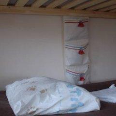 Z-Hostel Кровать в общем номере с двухъярусной кроватью фото 5