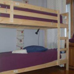 Z-Hostel Кровать в общем номере с двухъярусной кроватью фото 11