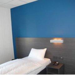 Antwerp Harbour Hotel 3* Стандартный номер с различными типами кроватей фото 5