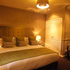 Dalziel Park Hotel 3* Стандартный номер с двуспальной кроватью