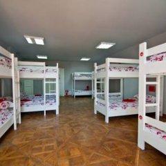 Hostel Just Lviv It! Кровать в общем номере с двухъярусной кроватью фото 6