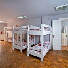 Hostel Just Lviv It! Кровать в общем номере с двухъярусной кроватью фото 5
