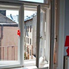 Hostel Just Lviv It! Кровать в общем номере с двухъярусной кроватью фото 7