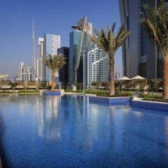 Отель JW Marriott Marquis Dubai 5* Представительский номер с различными типами кроватей фото 8