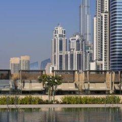 Отель JW Marriott Marquis Dubai 5* Представительский люкс с различными типами кроватей фото 10