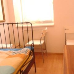 Отель Pension Vienna Happymit 2* Стандартный номер с различными типами кроватей (общая ванная комната) фото 11