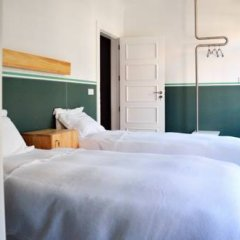 Hostel 4U Lisboa Стандартный номер с 2 отдельными кроватями фото 11