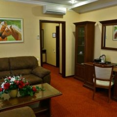 Гостиница Украина Ровно 4* Полулюкс фото 7