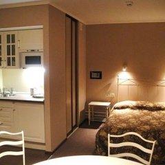 Гостиница Ажурный 3* Улучшенная студия с разными типами кроватей фото 8