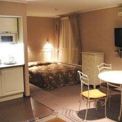 Гостиница Ажурный 3* Улучшенная студия с разными типами кроватей