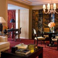 Four Seasons Hotel London at Park Lane 5* Люкс Park с двуспальной кроватью фото 7