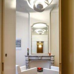 Отель Abondance Logies Люкс с различными типами кроватей