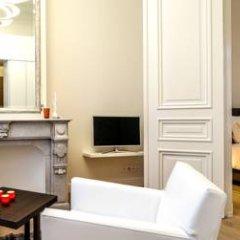 Отель Abondance Logies Люкс с различными типами кроватей фото 7