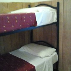 Hostel Prima Base Кровать в общем номере с двухъярусной кроватью