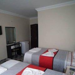 Hotel Mirva Стандартный номер с двуспальной кроватью