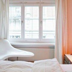 Отель Pension furDich Стандартный номер с различными типами кроватей фото 16