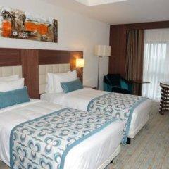 Отель Mercure Istanbul Altunizade 4* Стандартный номер с различными типами кроватей фото 4