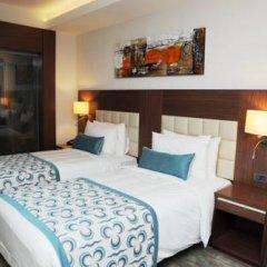Отель Mercure Istanbul Altunizade 4* Стандартный номер с различными типами кроватей фото 3