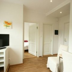Отель Yoga Residence 4* Студия с разными типами кроватей