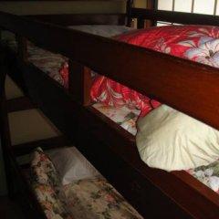 Happo Mt Base Back Packers Hostel Кровать в общем номере фото 4