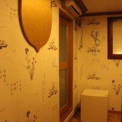 Отель Dongdaemun Inn Стандартный номер с различными типами кроватей фото 6