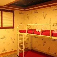 Отель Dongdaemun Inn Стандартный номер с различными типами кроватей фото 5