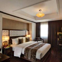 Golden Lotus Luxury Hotel 3* Номер Делюкс с различными типами кроватей